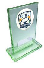 VETRO Trophy Award per l'incisione senza FUTSAL.