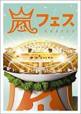 Arashi Arafes 2012 Regulär Edition DVD
