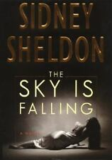SHELDON THE SKY IS FALLING HARDCOVER FICTION ACTION DRAMA ADVENTURE SUSPENSE USA