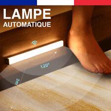 Lampe veilleuse LED détecteur de mouvement luxe aimanté multi-surface