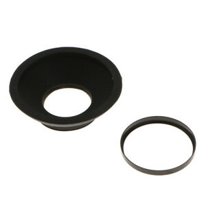 Gummi Augenmuschel Sucher Okular Haube dk-19 für Nikon D800 d800e d700 d3