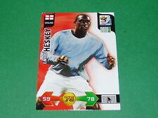 HESKEY ENGLAND  PANINI FOOTBALL FIFA WORLD CUP 2010 CARD ADRENALYN XL