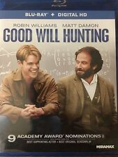 Good Will Hunting (Blu-Ray Disc.) Brand New Factory Sealed!