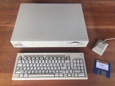 Commodore Amiga 1000, 256 kB Cartridge, SN 7962, mit Unterschriften im Deckel