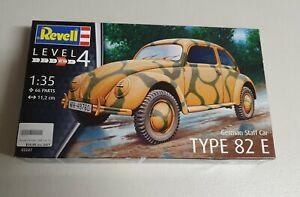 Revell No. 03247 | 1:35 German Staff Car Type 82 E