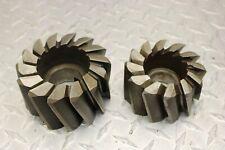 Carbide Edged Face Mill Cutter (2Pcs) #335D