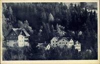 Jodbad Sulzbrunn bei Sulzberg Bayern Allgäu AK ~1920/30 Dorfansicht ungelaufen