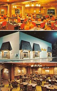 Postcard The Bishop Buffet Scottsdale Mall in South Bend, Indiana~130277