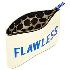 Boots I Woke Up Like This Flawless Cosmetic Bag NEW