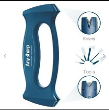 AnySharp Multi tool & Knife Sharpener Blue