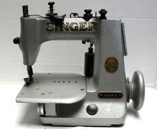 Singer 240W13 1-Needle Chainstitch Short Bed Industrial Sewing Machine Head Only