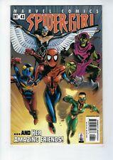 SPIDER-GIRL # 43 (Marvel Comics, MAR 2002), NM