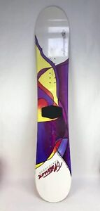 Extremely Rare Vintage Lib Tech Snowboard Matt Cummins 1996 115.5 Made In USA