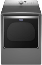 "Maytag Mgdb855Dc 29"" 8.8 cu. ft. Gas Dryer w/11 Drying Cycles Metallic Slate"