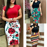 2019 Fashion Sexy Skirts Printing Flowar Women Dress Cocktail Party Bust skirt