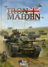 Team Yankee Iron Maiden Faction Book - FW907