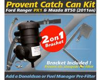 ProVent Oil Catch Can Bracket Kit for 2011 Ford Ranger PX 2.2L 3.2L Mazda BT50