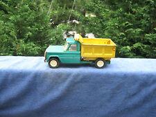 "Vintage 1960's-1970's Structo Kom-Pak Pressed Steel Dump Truck 9"" Length"