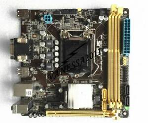 For ASUS H81I-PLUS/BM1AD1/DP_MB LGA1150 DDR3 Intel H81 Desktop Motherboard Used