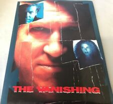 THE VANISHING (1993) JEFF BRIDGES ORIGINAL PRESS KIT