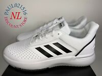 USED Adidas Courtmash Men's Sneakers Tennis Shoes ~ White ~ Pick Your Size ! !