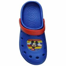 Mickey Mouse Badeschuhe Sandalen Sandaletten blau  Gr. 28/29