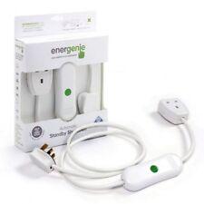 New Energenie Automatic Standby Shut Off Shutdown Power Saver Socket