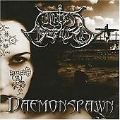 THUS DEFILED - Daemonspawn CD ft Sakis of Rotting Christ  - Watain Satyricon