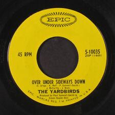 YARDBIRDS: Over Under Sideways Down / Jeff's Boogie 45 Rock & Pop