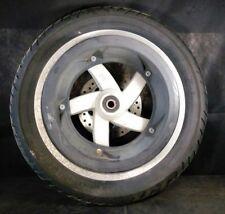 2003 Buell Blast P3 500 OEM REAR Wheel Rim Brake Rotor Sprocket Tire 03 00-09