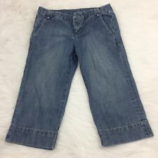Seven7 Premium Denim Womens Size 27 Capri Jeans. J1