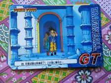 dragon ball gt pp card cards parte 30 n 23