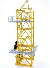 TWH 047A-Y Potain MDT178 Climbing Cage Yellow 1/50 Die-cast MIB