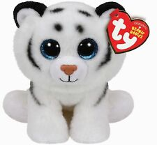 Ty Beanie Babies 42106 Tundra the White Tiger