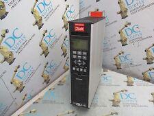 DANFOSS VLT 5004 PT5B20STR0DLF00A00 3X380-500V 3 HP 5.6 A VARIABLE SPEED DRIVE