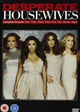Desperate Housewives Complete Collection 1-8 DVD Box Set All Seasons UK NEW R2