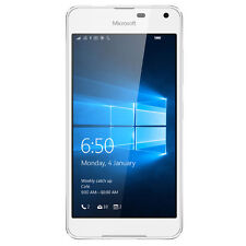 Microsoft Lumia 650 16GB Weiß Smartphone ohne Vertrag Windows Phone 10 LTE