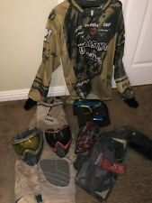 Paintball gear! Great Condition