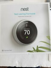 NEST Learning Thermostat + 2 SENSORS BH1252-US