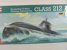 Deutsches U-Boot Klasse 212 A   - Revell  Bausatz 1:144   - 05019    #E