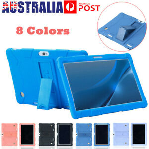 """10.1"""" Cover Folding Leather Protective Case Shockproof For Universal PC Tablet"""