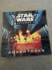 Star Wars Episode 1 2000 Calendar