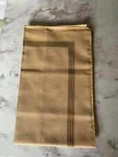 men's cotton handkerchief /white dot's/ take a look