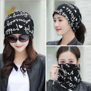 Lady Head Scarf Chemo Hat Turban Hijab Headwear Bandana Beanie Cap WrapsUK