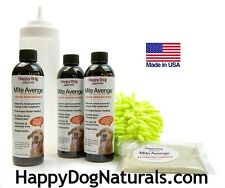 MITE AVENGE ALL NATURAL MANGE TREATMENT for Sarcoptic Dog Mange