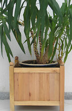 Holz Blumenkübel  Pflanzkübel  50x50x48 cm NEU