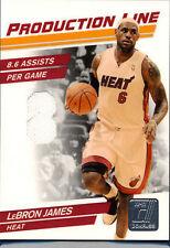 Donruss LeBron James Basketball Trading Cards