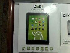 "8"" Zeki dual core tablet"