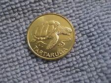 1994 Cape Verde coin 1 Escudo  SEA TURTLE   unc beauty  Animal coin