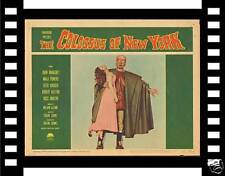 COLOSSUS OF NEW YORK '58 ORIG. LOBBY OF THE BEST SCENE!
